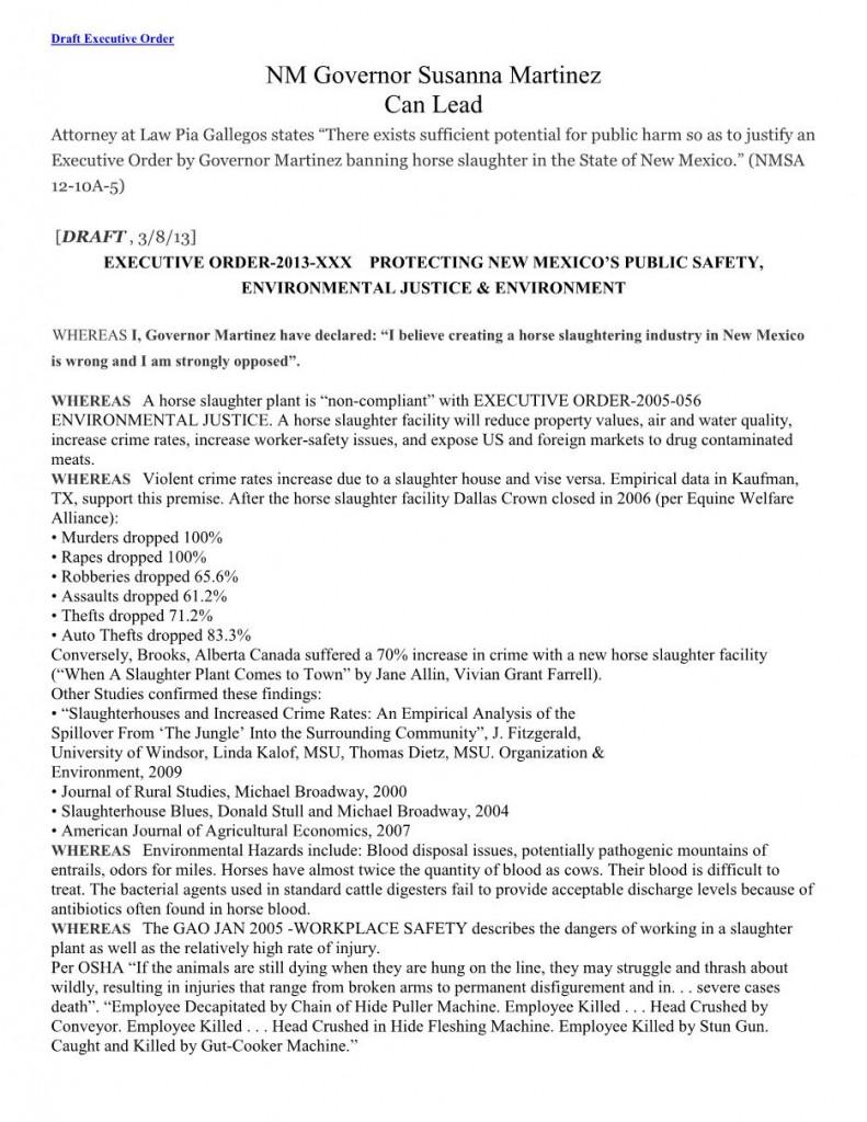 Martinez - Exec Order Slaughter Press Release-3